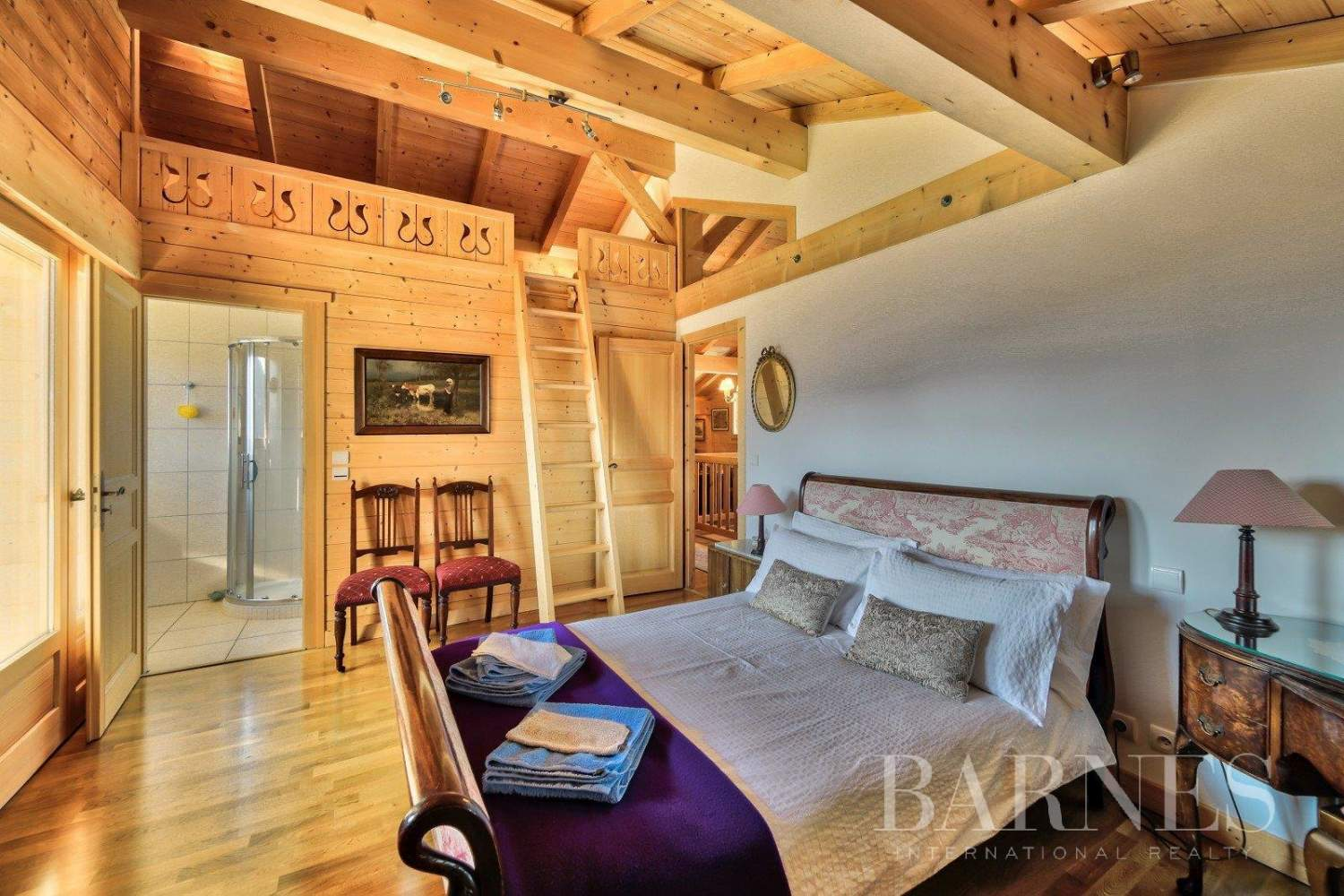 Magnificent high-end chalet in St Jean de Sixt picture 6