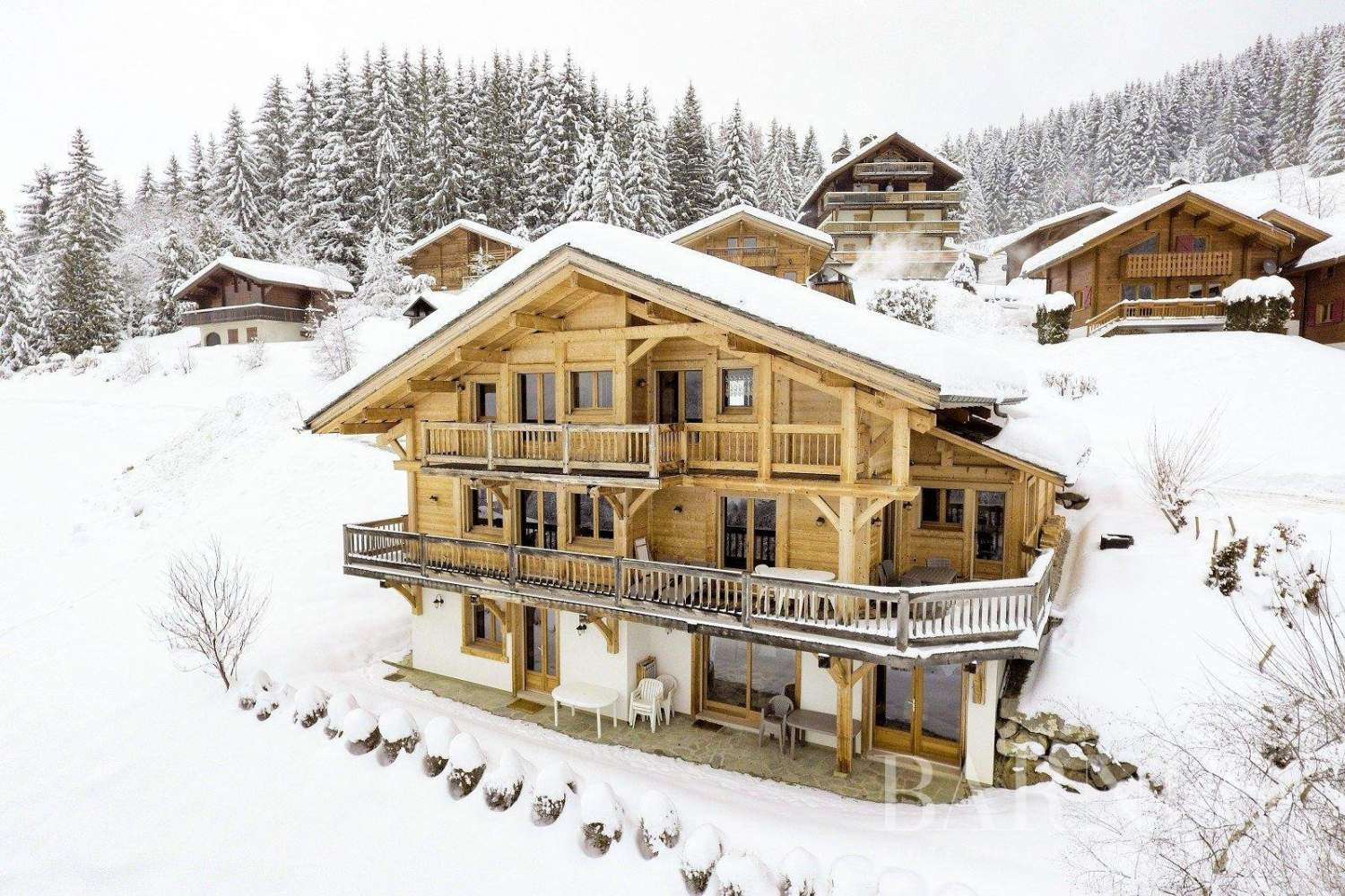 Magnificent high-end chalet in St Jean de Sixt picture 12