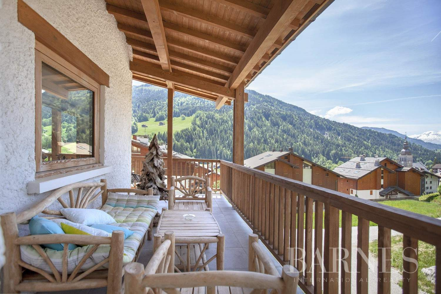 EXCEPTIONAL CHALET IN THE CENTER OF GRAND-BORNAND picture 9