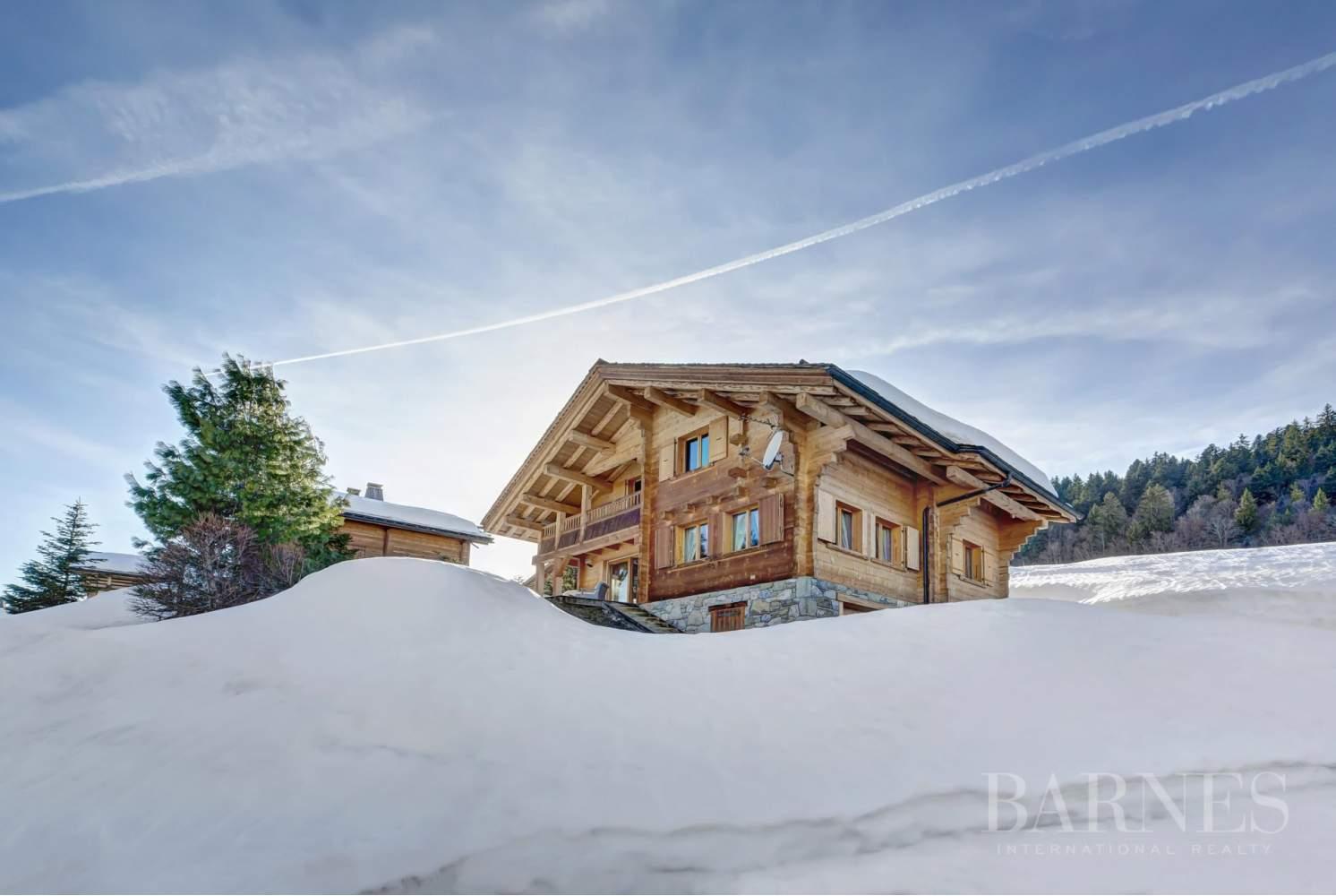 Magnifique chalet de 227 m² secteur privilégié du Mont picture 11