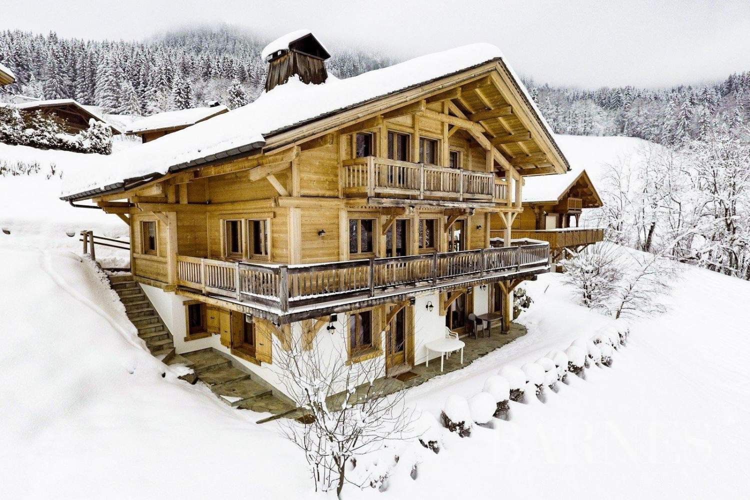 Magnificent high-end chalet in St Jean de Sixt picture 11