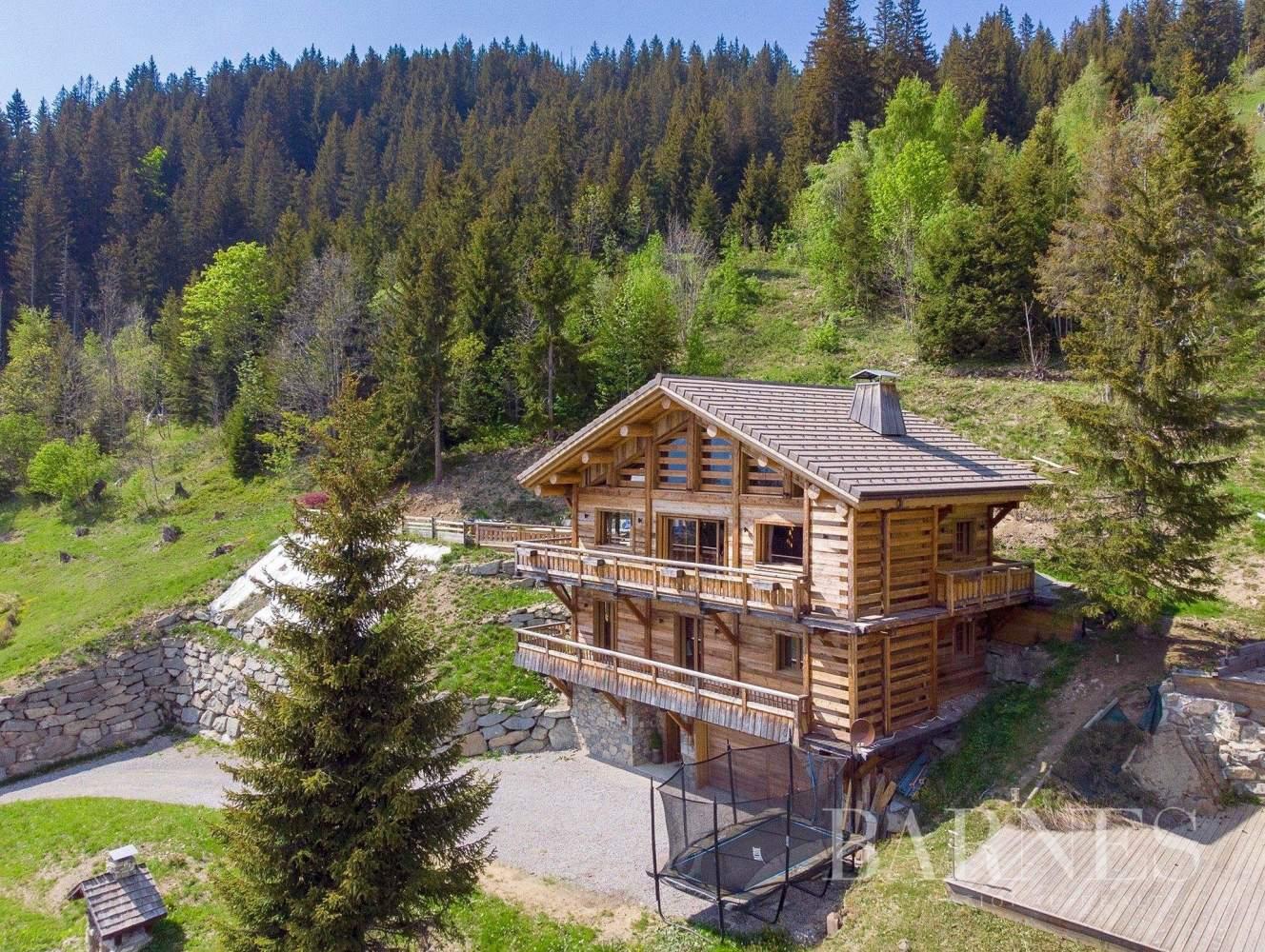 Manigod  - Chalet 8 Cuartos 5 Habitaciones - picture 2