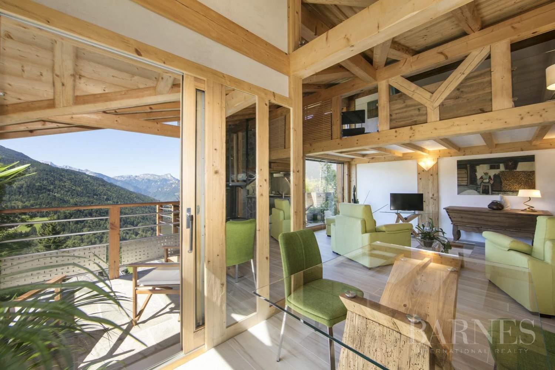 Chalet rénové (300 m2) vue panoramique entre La Clusaz et Grand Bornand. picture 11