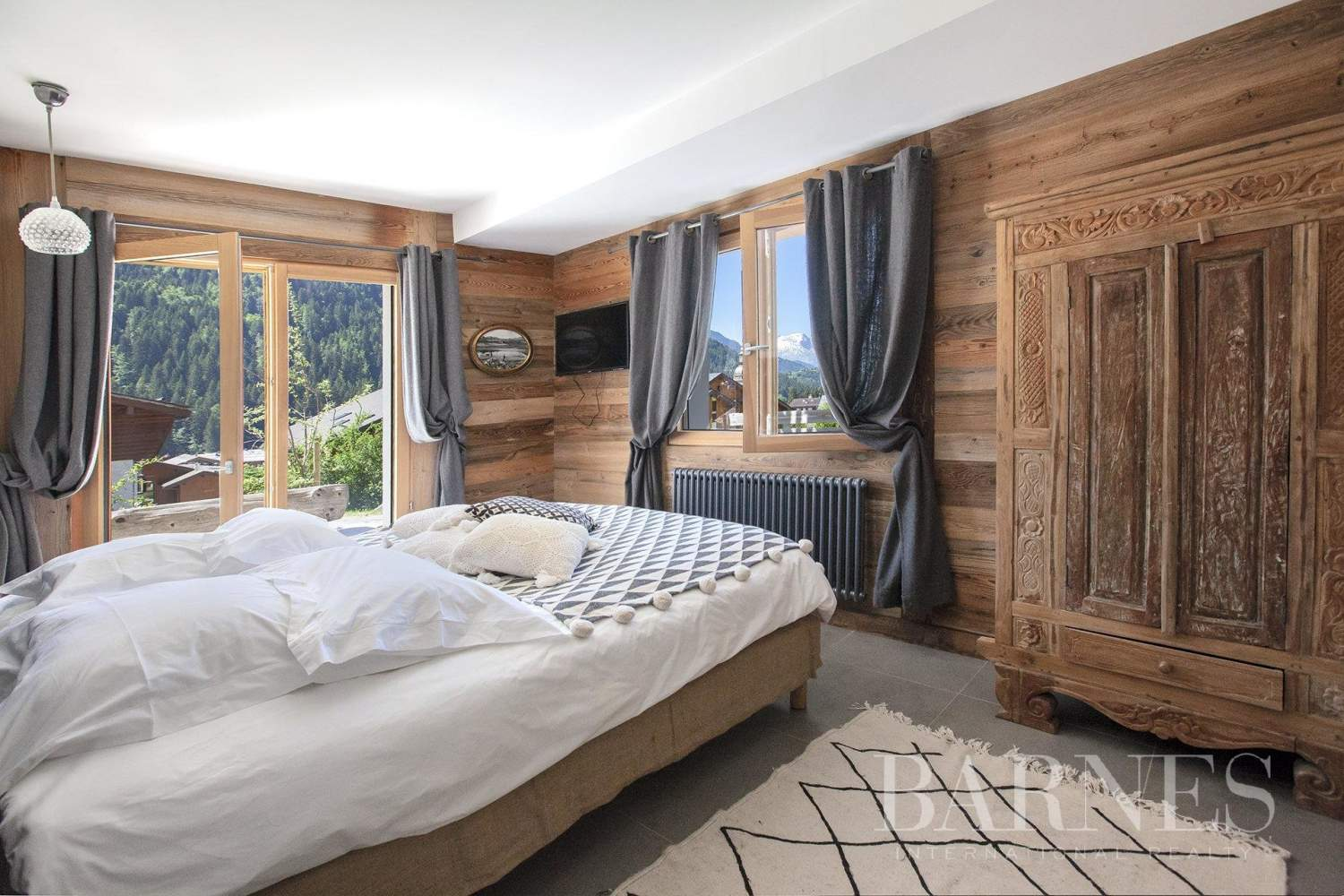 EXCEPTIONAL CHALET IN THE CENTER OF GRAND-BORNAND picture 11