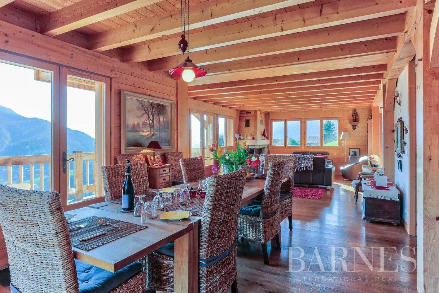 Magnificent high-end chalet in St Jean de Sixt picture 4