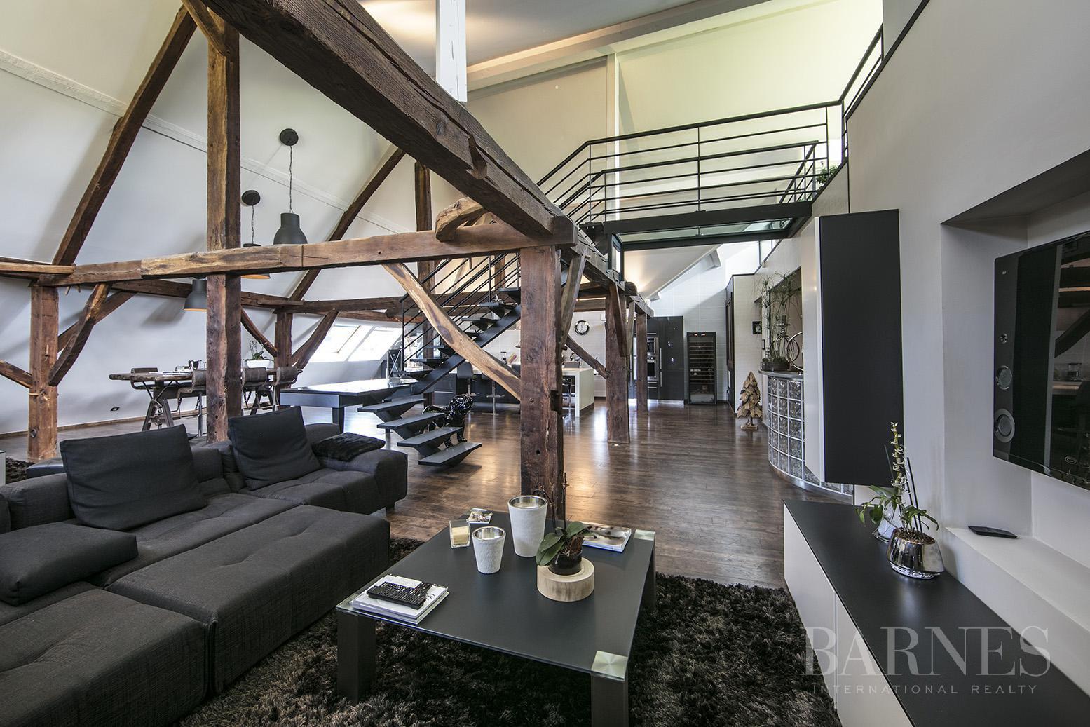 Exceptionnel Loft 6 pièces avec terrasse et piscine picture 11