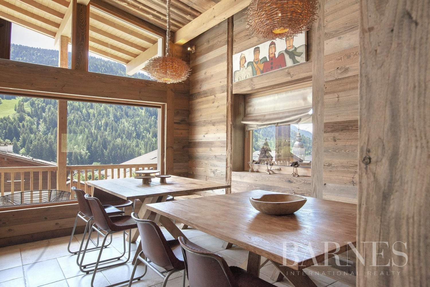 EXCEPTIONAL CHALET IN THE CENTER OF GRAND-BORNAND picture 8
