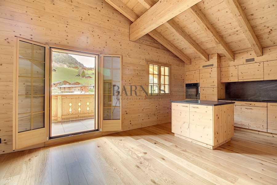Saanen  - Appartement 3.5 Pièces 2 Chambres