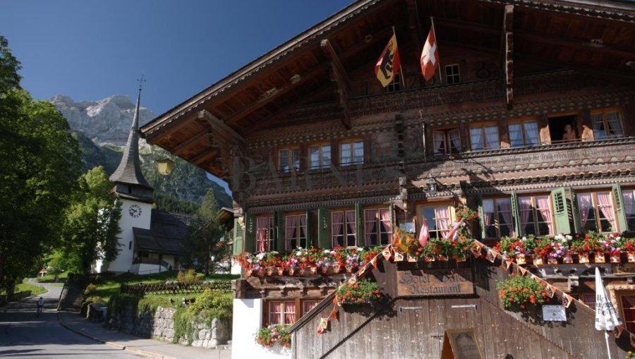 Appartement Gsteig b. Gstaad