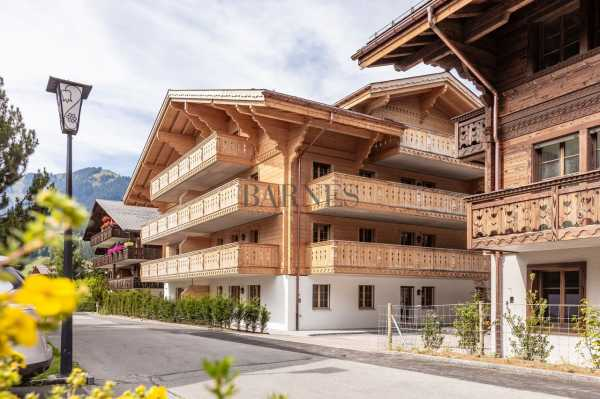 Appartement Saanen  -  ref B-600-Chamois-AP-03-7-2 (picture 1)