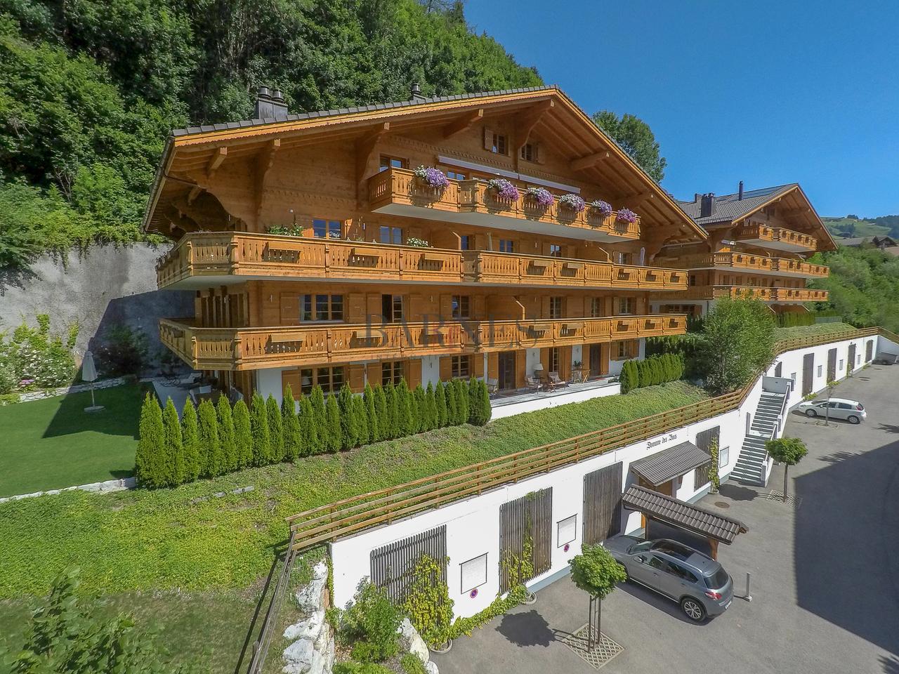 Château-d'Oex  - Appartement 7.5 Pièces 5 Chambres - picture 2