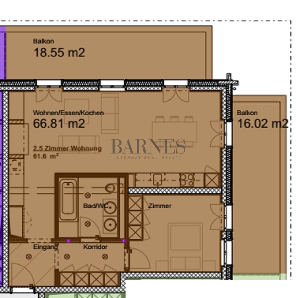 Saanen  - Appartement 2.5 Pièces - picture 11