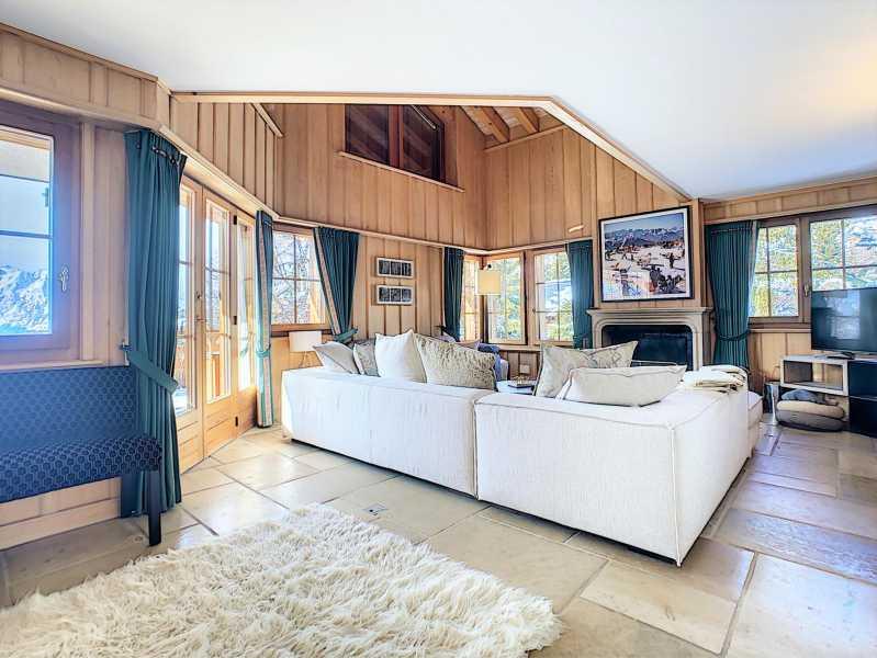 Verbier  - Chalet 6 Bedrooms
