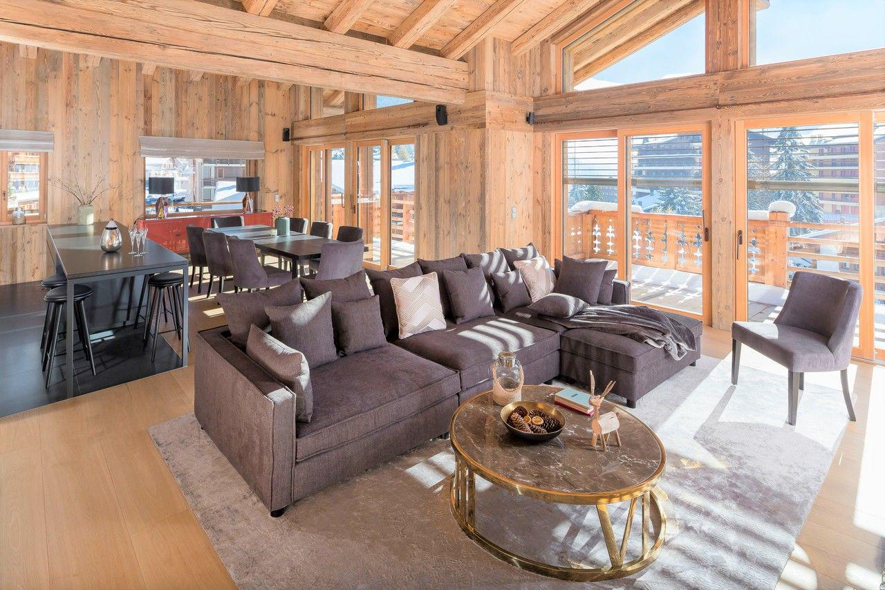 Appartement Verbier  -  ref 1276823 (picture 3)