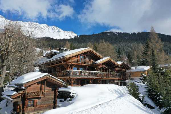Chalet Verbier  -  ref B-247406 (picture 1)