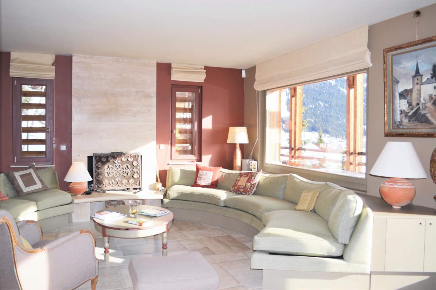 Verbier / Savoleyres : Superbe Chalet 7 chambres sur un terrain de plus de 1'600 m2 picture 6