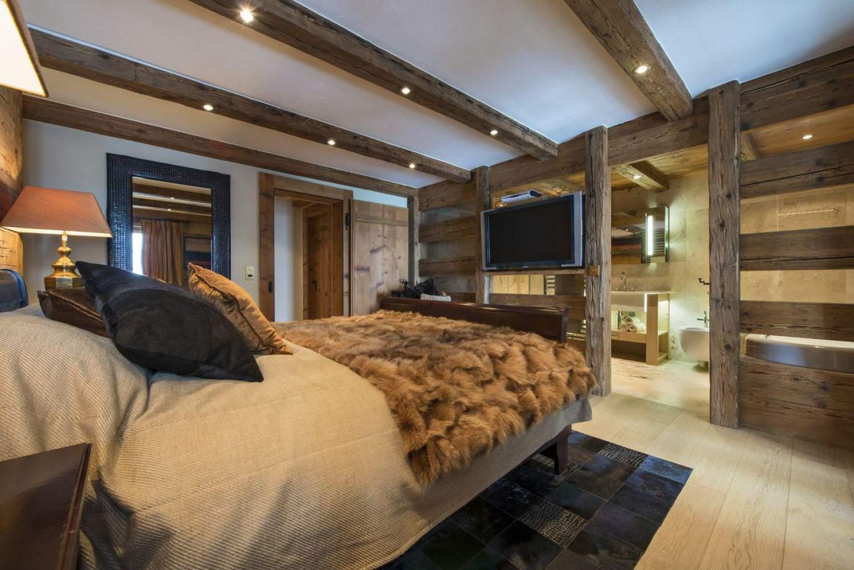 Verbier / Quartier résidentiel de Savoleyres : Luxueux chalet ! picture 6