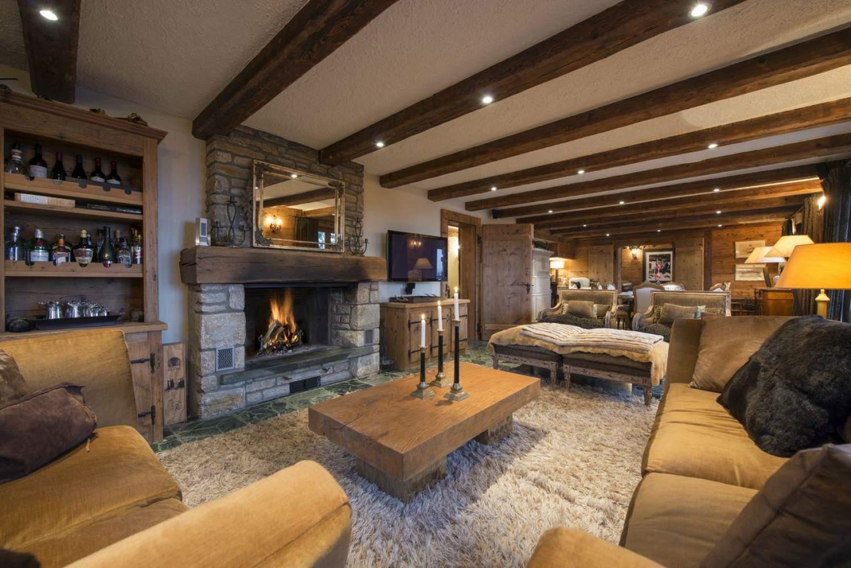 Verbier / Quartier résidentiel de Savoleyres : Luxueux chalet ! picture 1