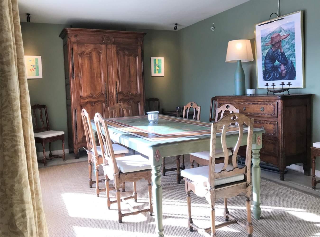 Verbier / Savoleyres : Superbe Chalet 7 chambres sur un terrain de plus de 1'600 m2 picture 7