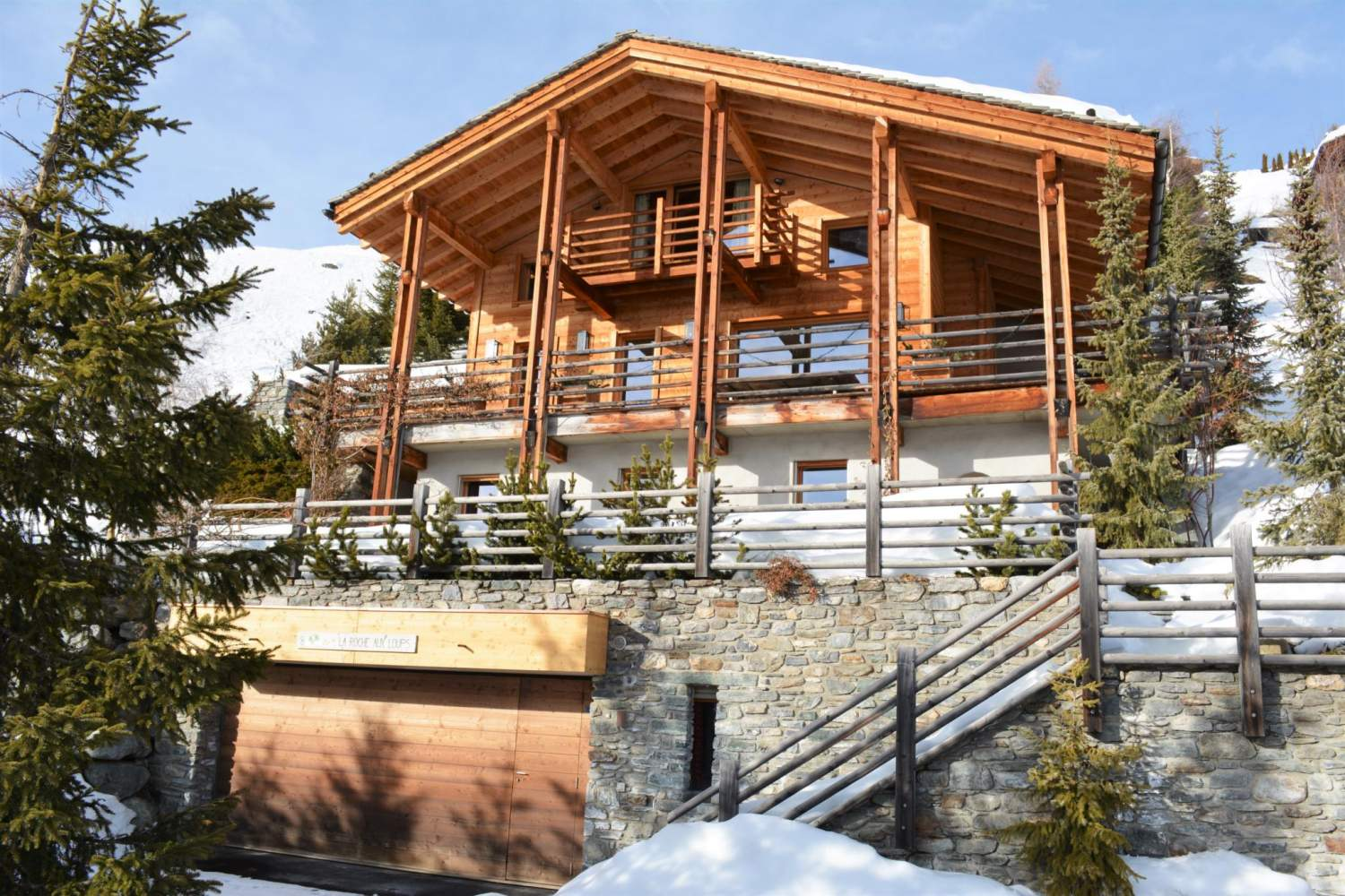 Verbier  - Chalet  - picture 1