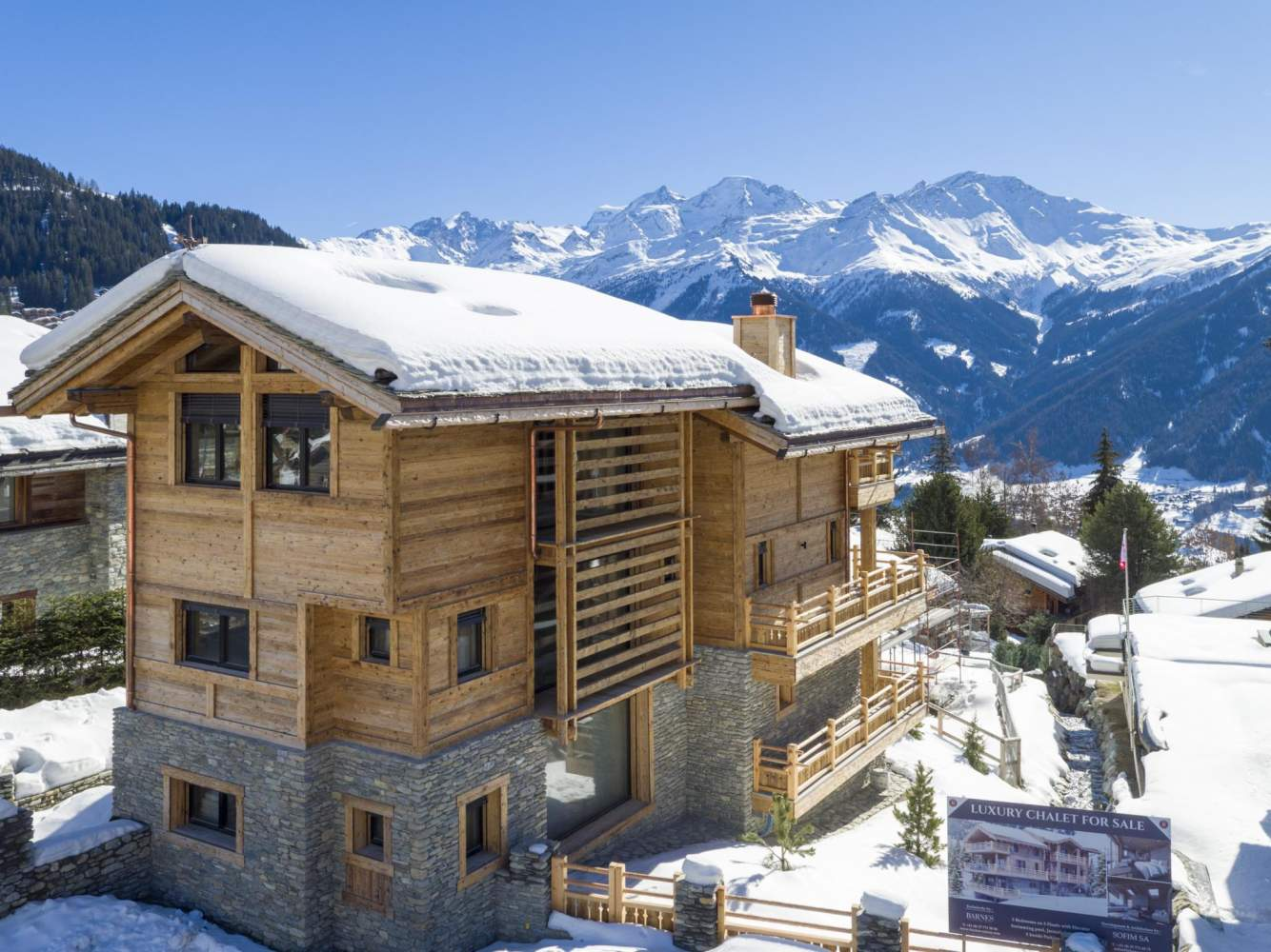 Verbier  - Chalet 5 Bedrooms - picture 13