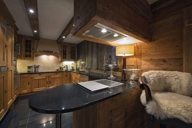 Verbier / Quartier résidentiel de Savoleyres : Luxueux chalet ! picture 3