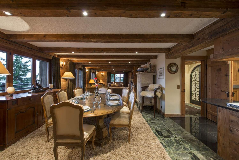Verbier / Quartier résidentiel de Savoleyres : Luxueux chalet ! picture 2