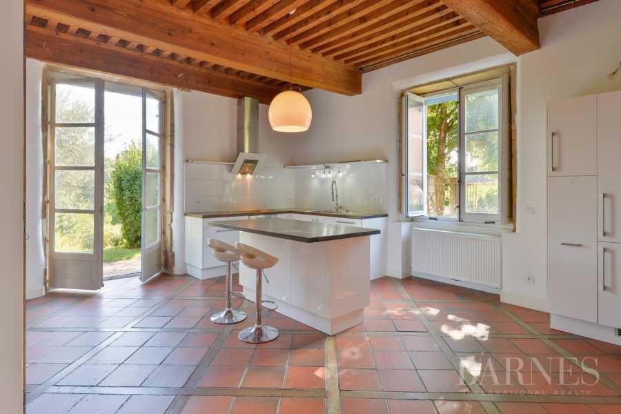 Maison de village Fontaines-Saint-Martin