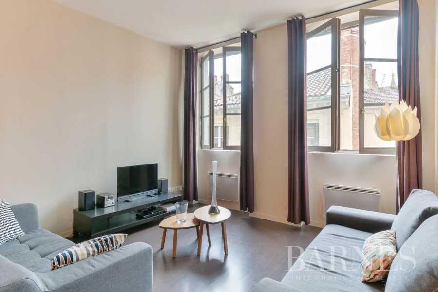 Lyon  - Appartement 2 Pièces, 1 Chambre