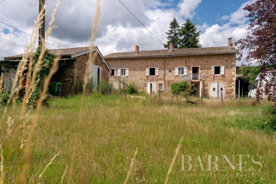 Villié-Morgon  - Maison de village 6 Pièces