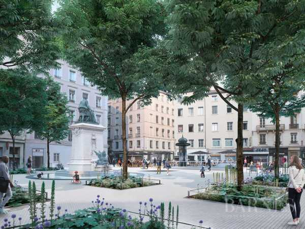APPARTEMENT, Lyon 69002 - Ref 2493454