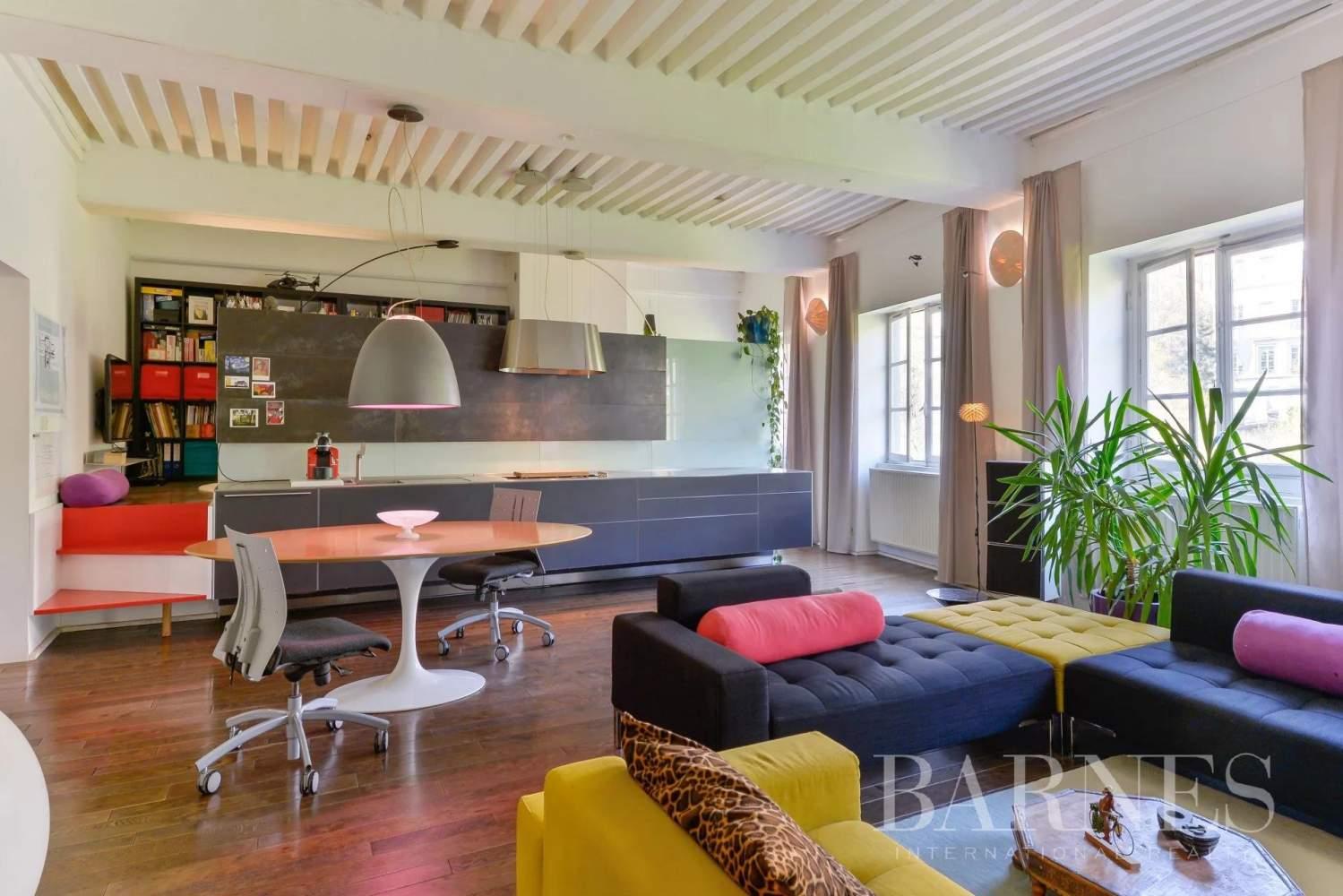 Lyon  - Appartement 5 Pièces 2 Chambres - picture 2