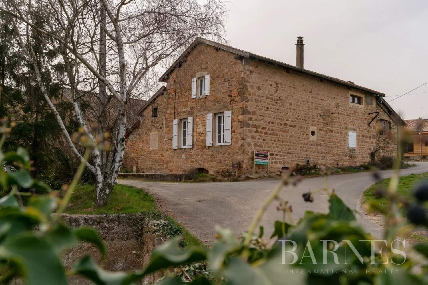 Quincié-en-Beaujolais  - Ferme 9 Pièces 8 Chambres - picture 1