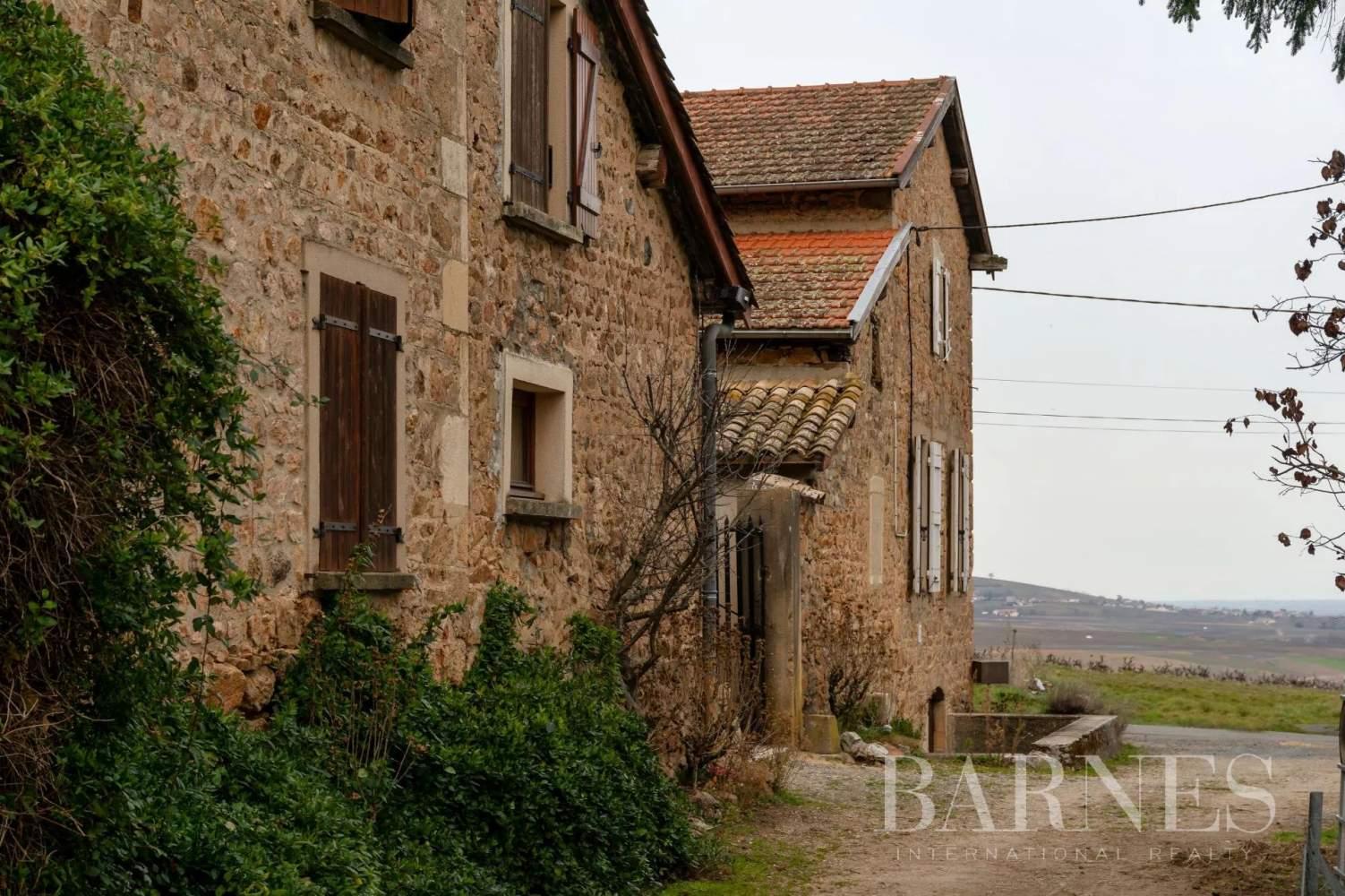Quincié-en-Beaujolais  - Ferme 9 Pièces 8 Chambres - picture 9