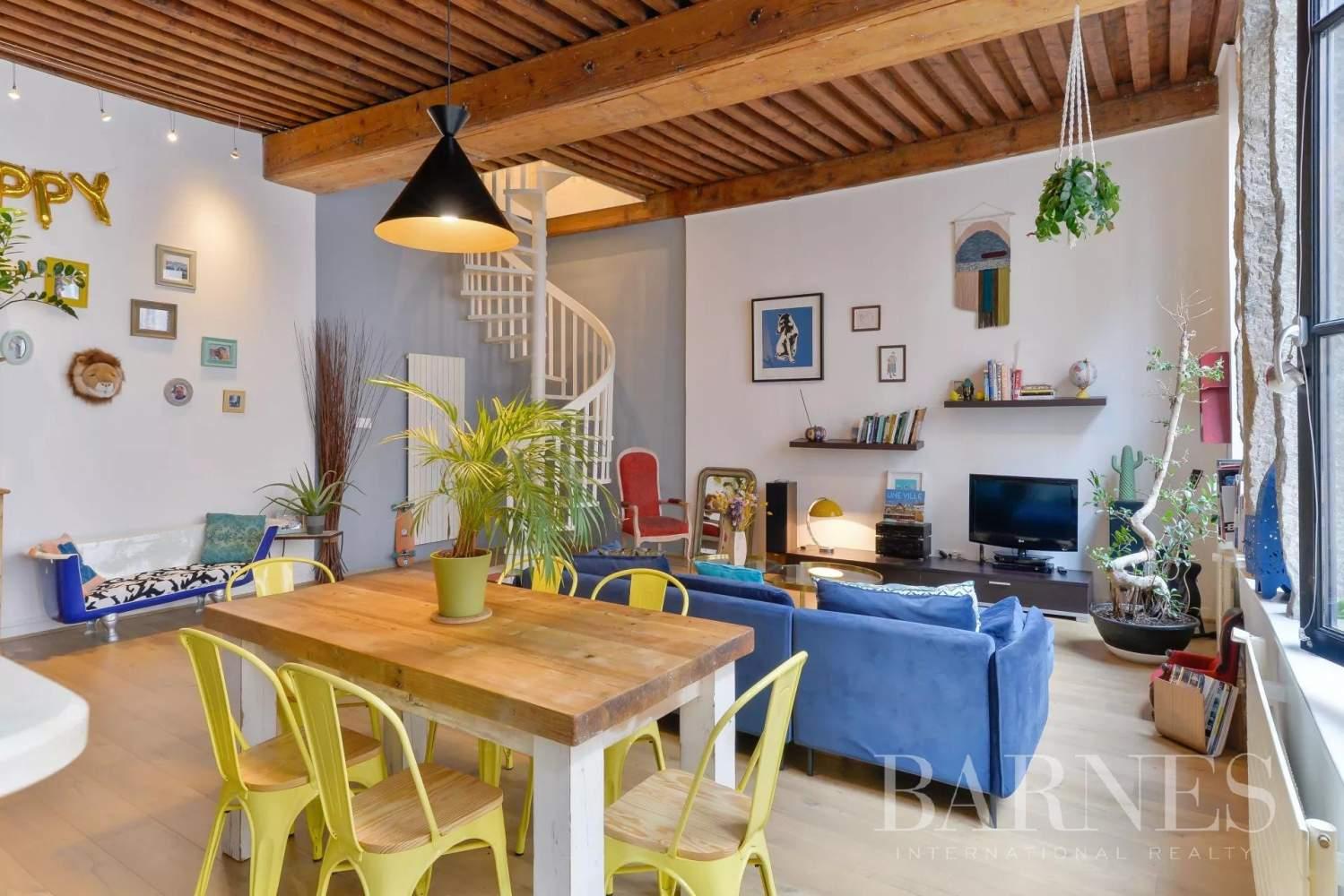 Lyon  - Duplex 4 Pièces 3 Chambres - picture 3