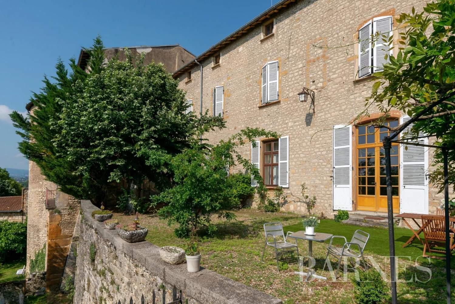 Chazay-d'Azergues  - Château 10 Pièces 4 Chambres - picture 3