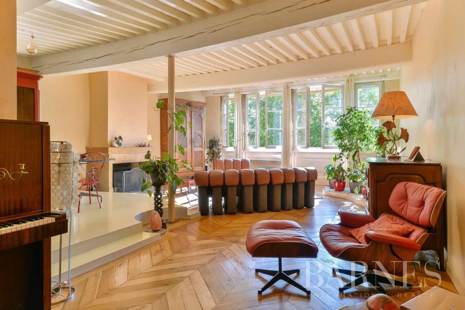 Lyon  - Appartement 5 Pièces 3 Chambres - picture 2