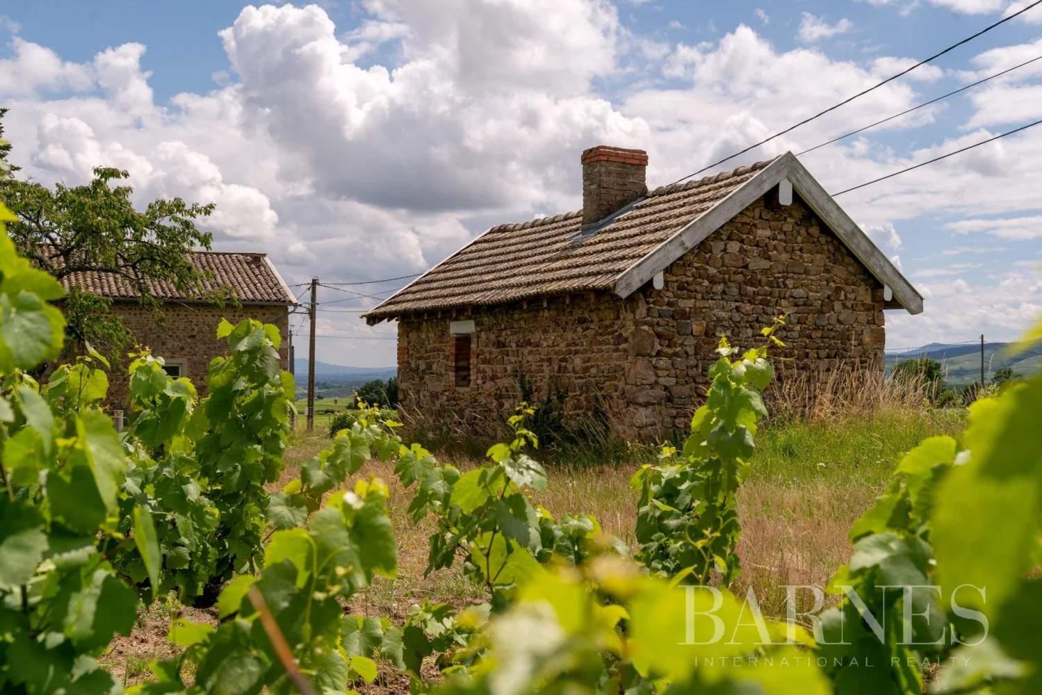 Villié-Morgon  - Maison de village 6 Pièces - picture 7
