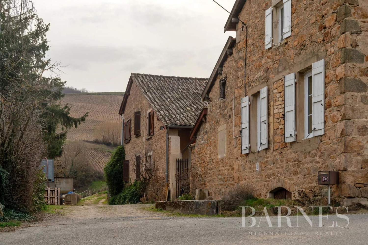 Quincié-en-Beaujolais  - Ferme 9 Pièces 8 Chambres - picture 7