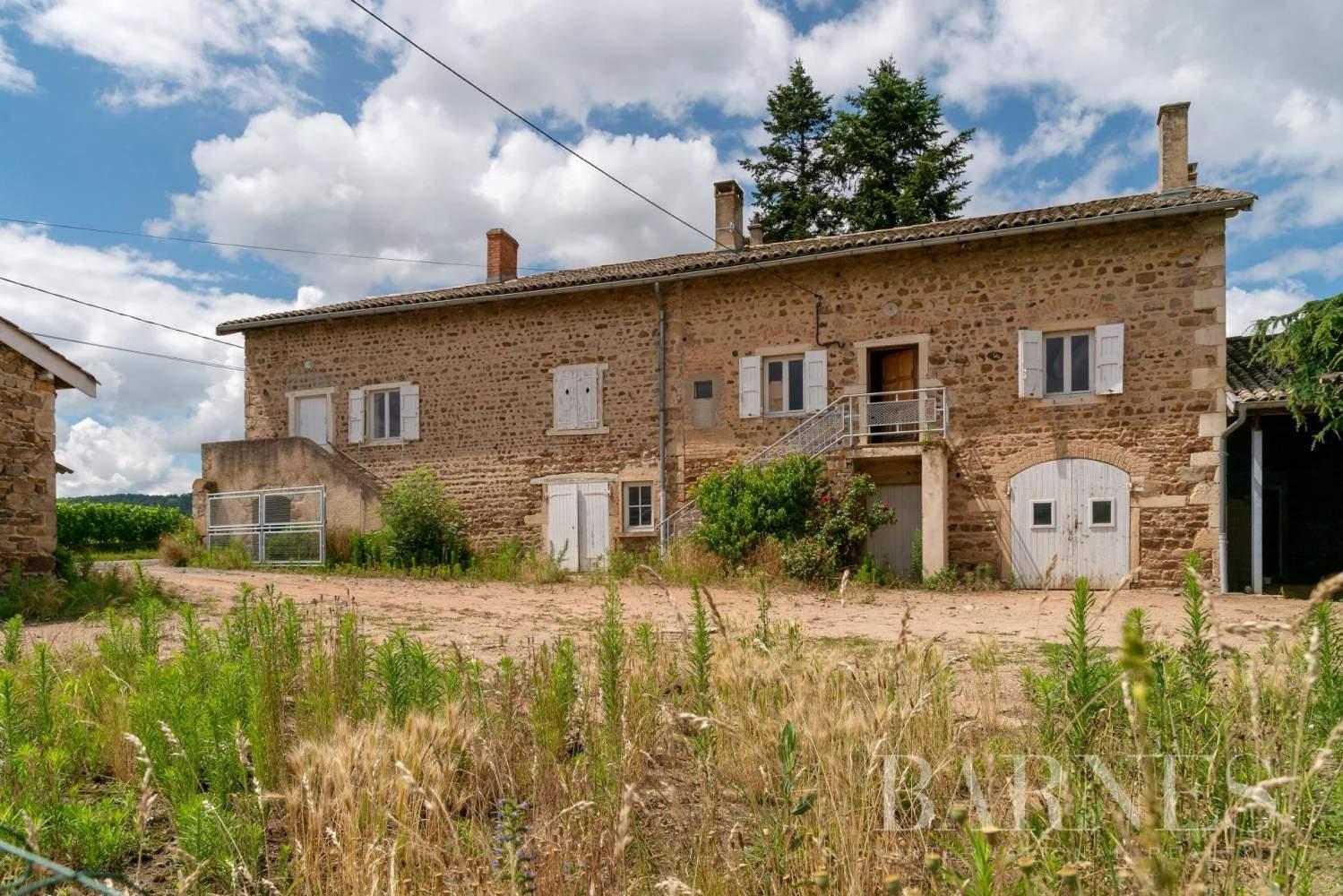 Villié-Morgon  - Maison de village 6 Pièces - picture 1
