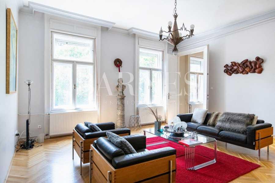 Budapest I. kerülete  - Appartement 4 Pièces