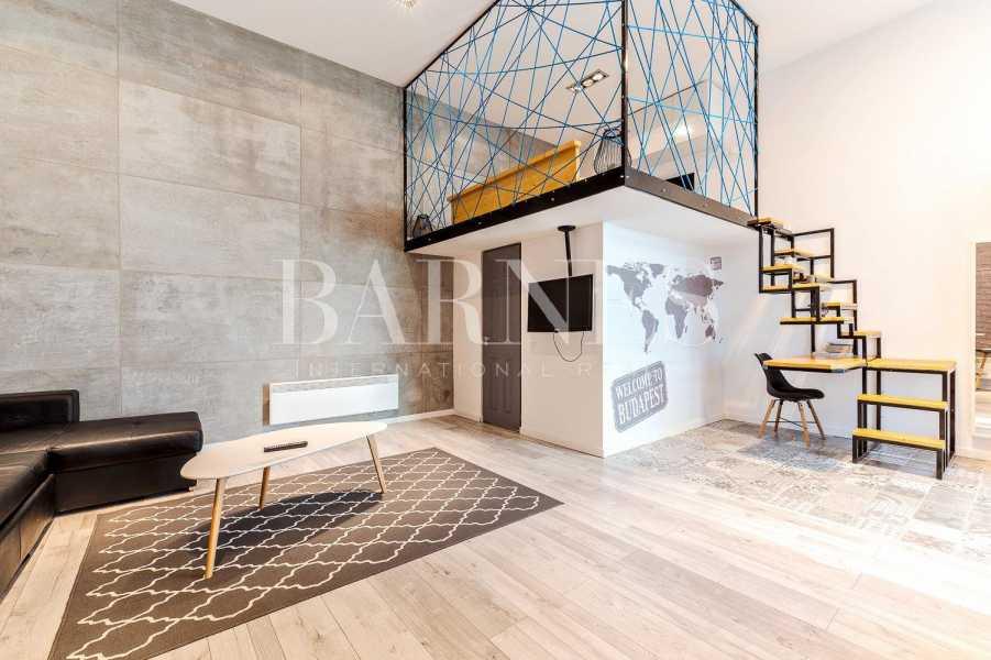 Budapest VII. kerülete  - Appartement 1 Pièce, 1 Chambre