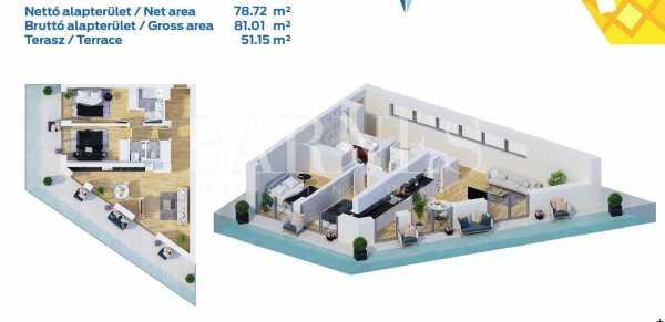 Appartement Budapest IX. kerülete  -  ref 3151932 (picture 3)