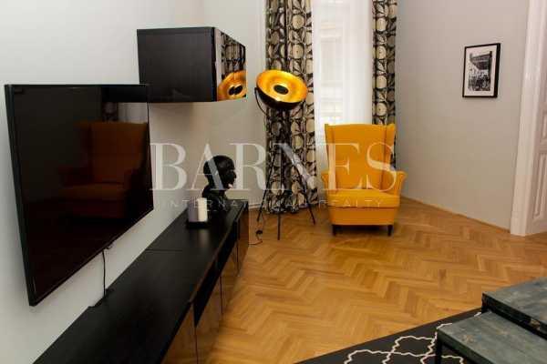 Appartement Budapest VII. kerülete  -  ref 3948253 (picture 1)