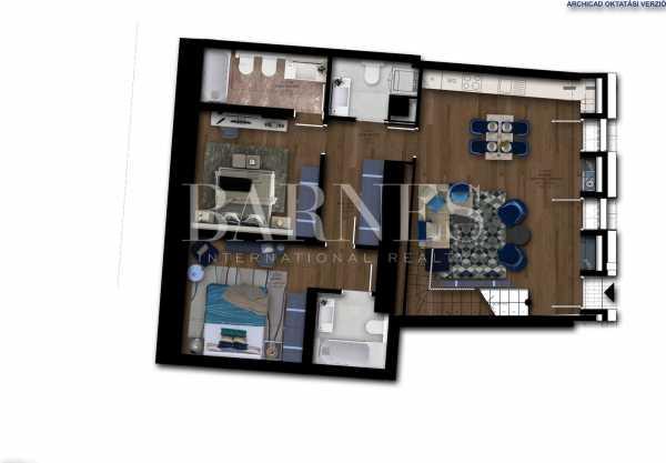 Appartement Budapest VI. kerülete  -  ref 3594244 (picture 3)