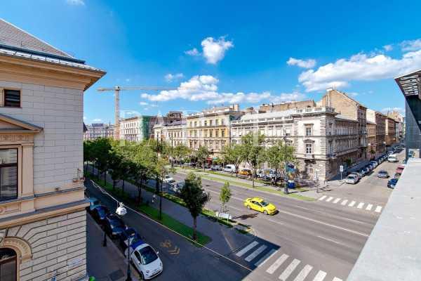 Appartement Budapest VI. kerülete  -  ref 4282597 (picture 1)