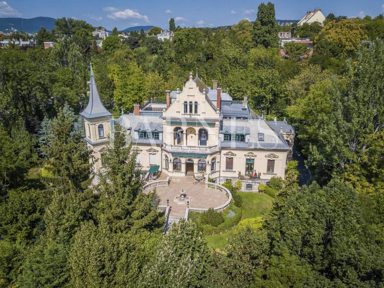 Budapest II. kerülete  - Château 16 Pièces - picture 1