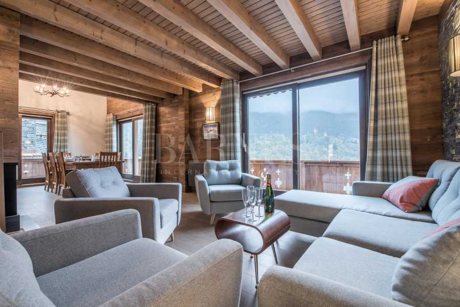 Newly renovated chalet with stunning mountain views picture 19