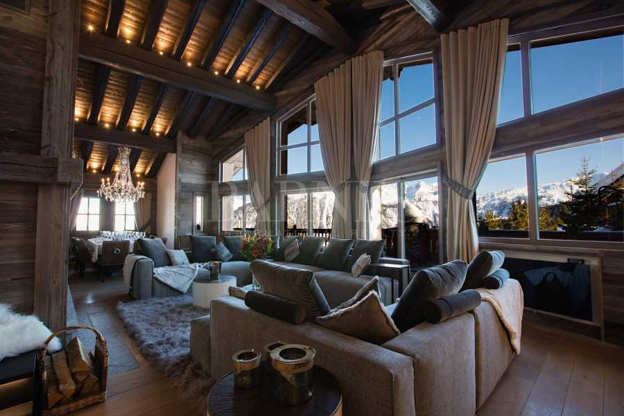 Courchevel  - Chalet  5 Chambres