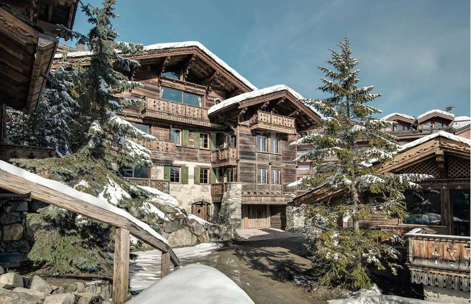 Courchevel  - Chalet 8 Bedrooms